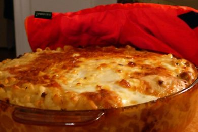 6 easy dinner recipes pasta casserole