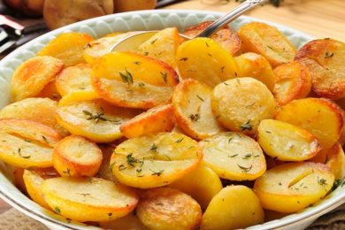 6 country style recipes roasted potatoes