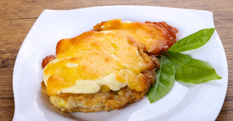 5-ingredient recipes cheesy pork chops