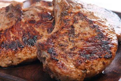 6 country style recipes grilled pork chops