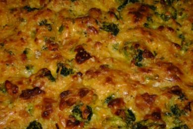 7 easy comfort food recipes broccoli rice casserole